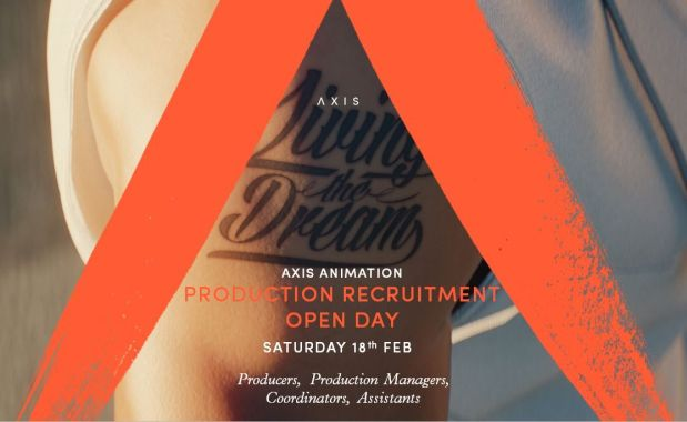 Axis Animation Production Recruitment Open Day