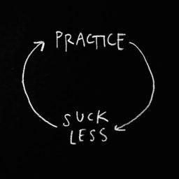 practice suck less
